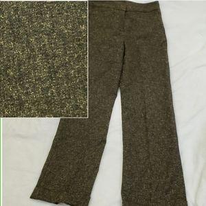 ⬇️B. Moss Dress Pants Black Brown Marled